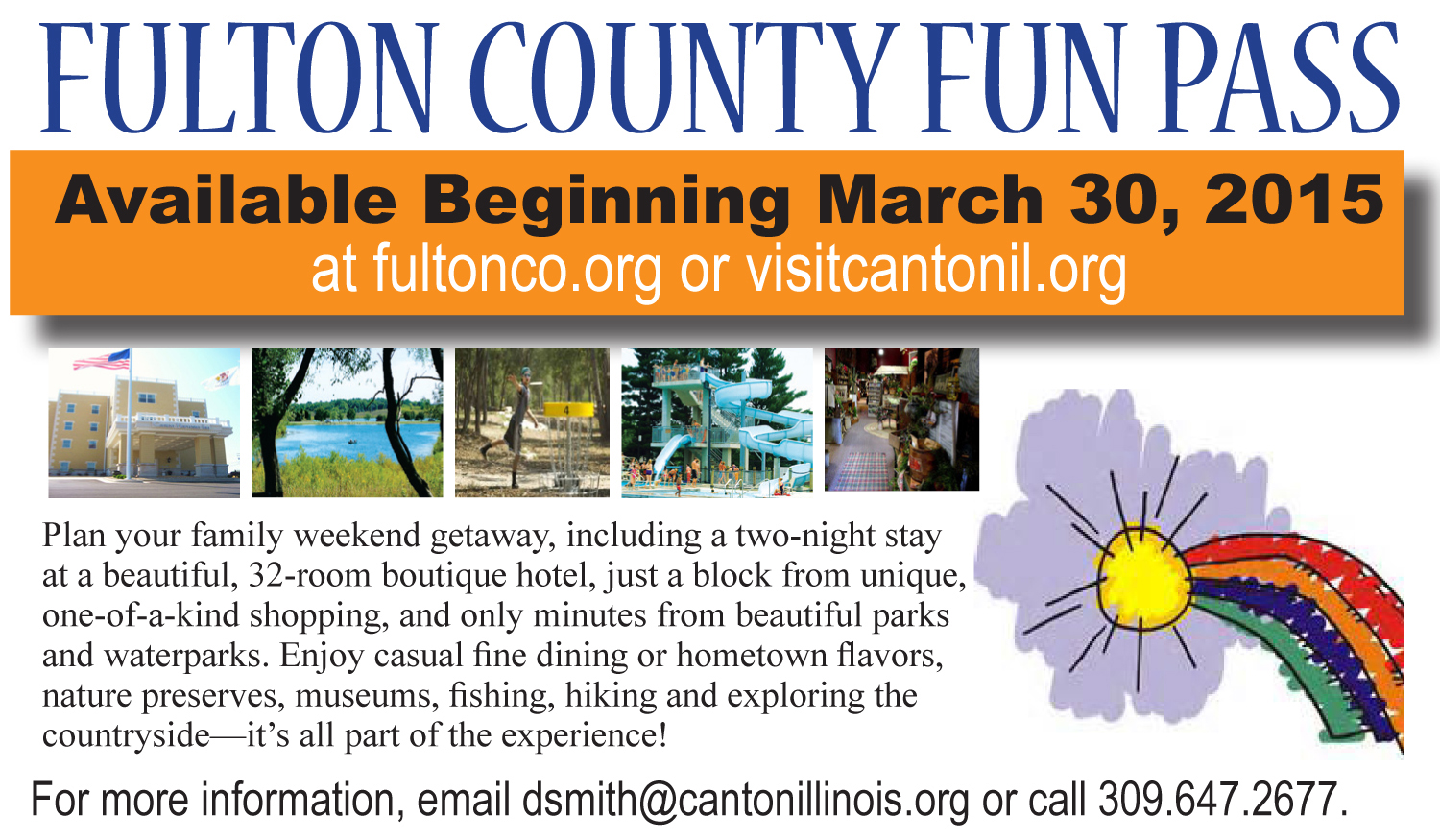 Fulton County Fun Pass Web Banner